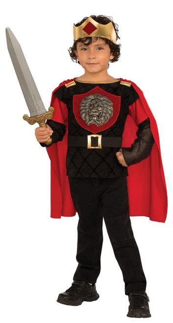 Little Knight Boys Costume