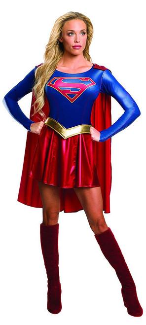 Supergirl Womens Costume