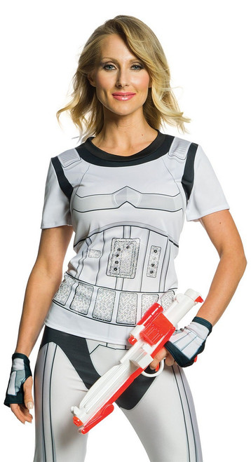 Stormtrooper Rhinestone Adult T-shirt