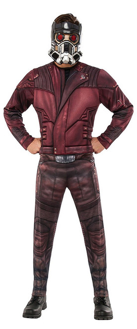 Mens Deluxe Starlord Costume