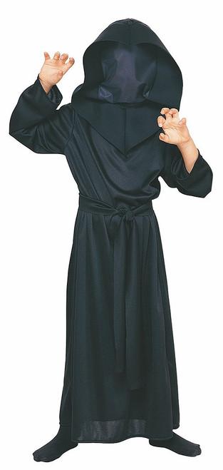 Hidden Face Robe Boy Costume