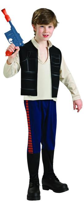 Han Solo Boys Costume