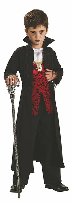 Royal Vampire Boys Costume