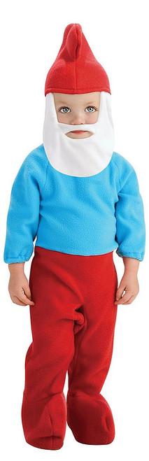 Papa Smurf Toddler Costume