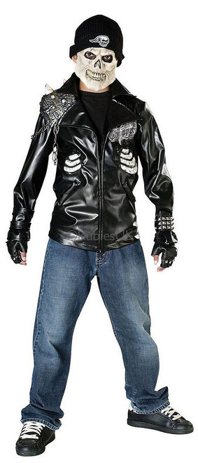 Death Rider Teen Costume