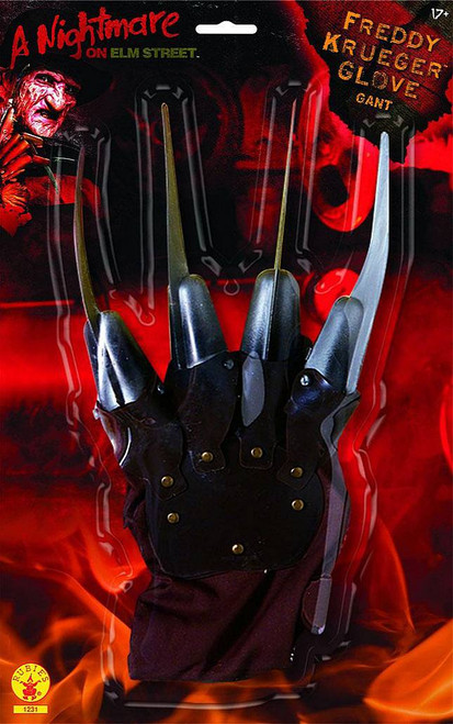 Freddy Krueger Glove Brown