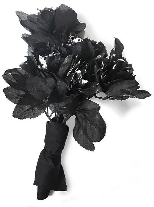 Corpse Bride Black Bouquet