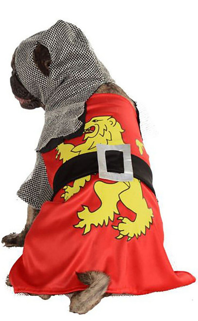 Sir-Barks-A Lot Dog Costume