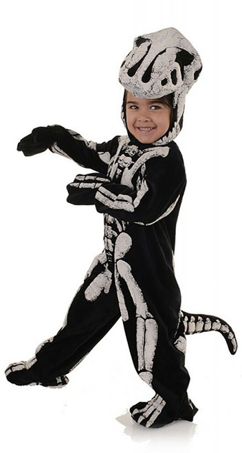 T-Rex Fossil Jumpsuit Costume