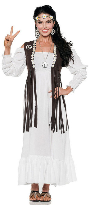 Earth Child Hippie Costume