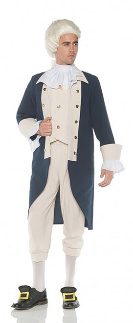 Founding Father Period Costume