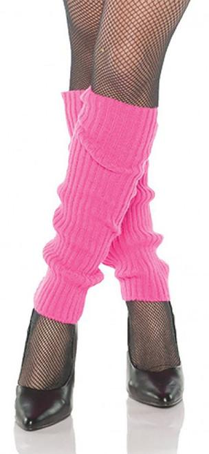 80's Pink Leg Warmers