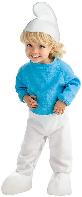 Smurf Toddler Costume