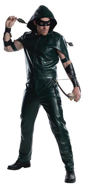 Green Arrow Mens TV Series Deluxe Costume