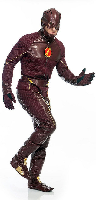 Deluxe The Flash Costume
