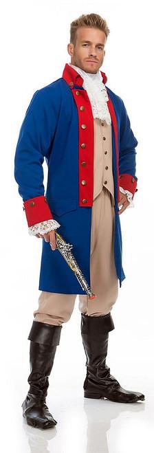 Alexander Hamilton Mens Costume