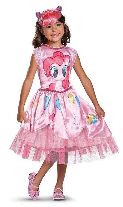 Pinkie Pie Pony Movie Costume