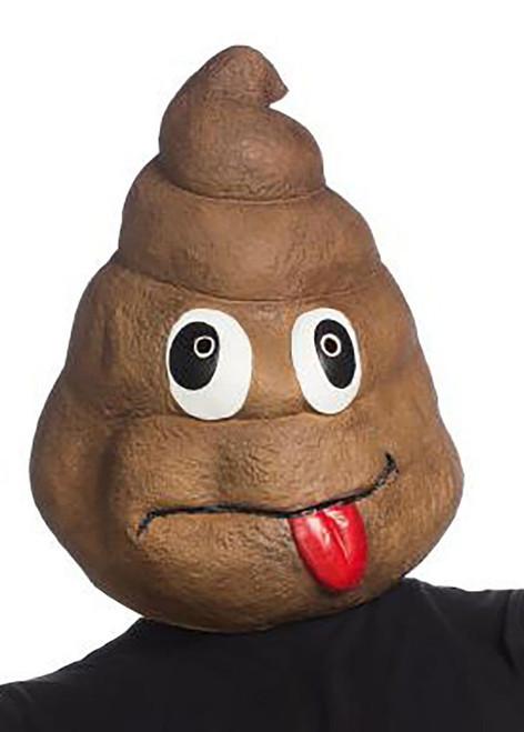 Poop Emoji Mask