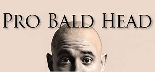 Latex Bald Head Kit