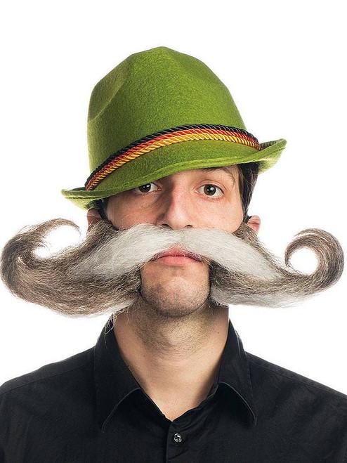 Mr. Octoberfest Handlebar Mustache