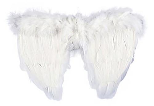 "White Mini Wings 14"""