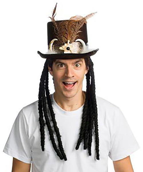 Voodoo Hat with Dreads
