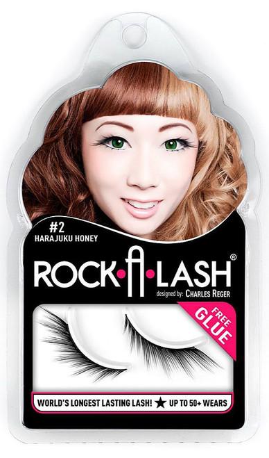 Harajuku Honey Eyelashes