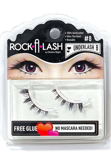 Underlash B Eyelashes