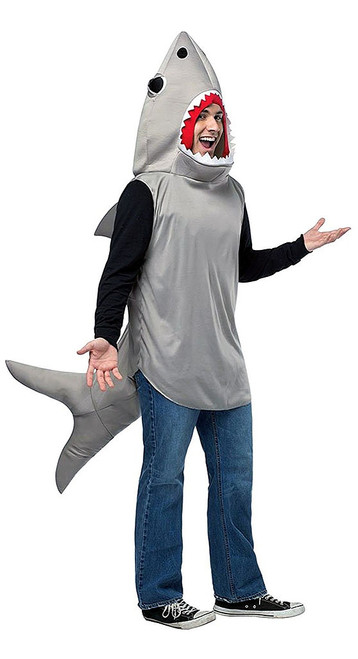 Sand Shark Adult Costume