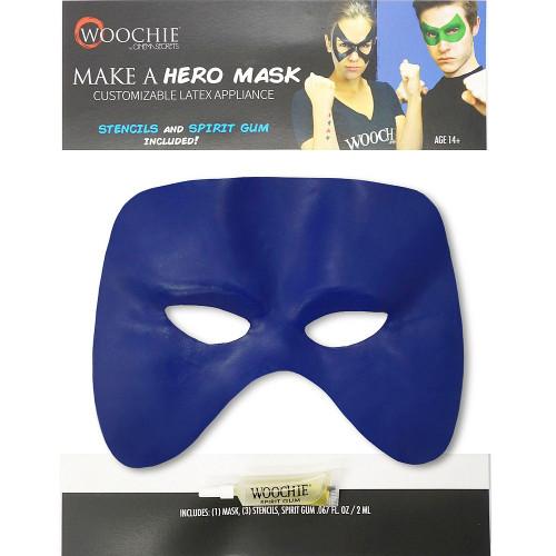 Green Customizable Hero Mask