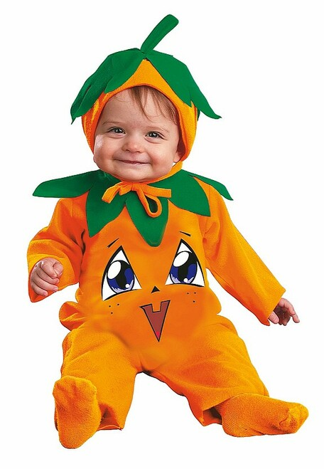 Little Pumpkin Pie Infant Costume