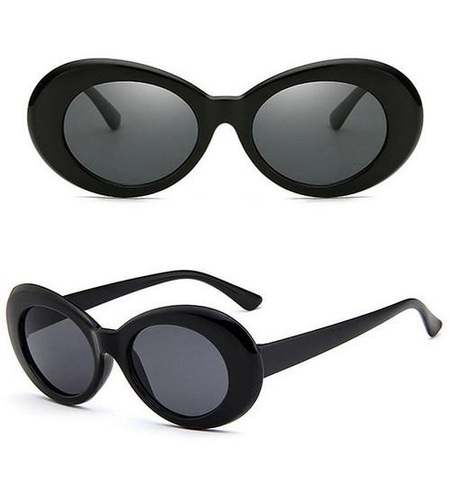 Black Mod Glasses