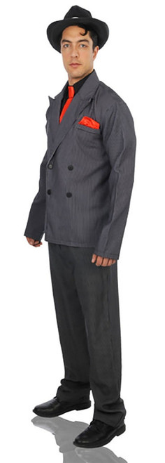 Plus Size Gangster Mens Costume