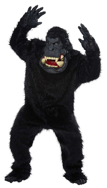 Gorilla Costume Going Bananas