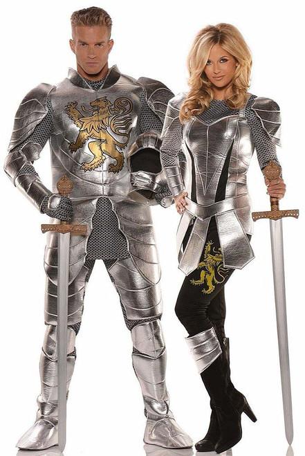 Shining Knight Couple Costume
