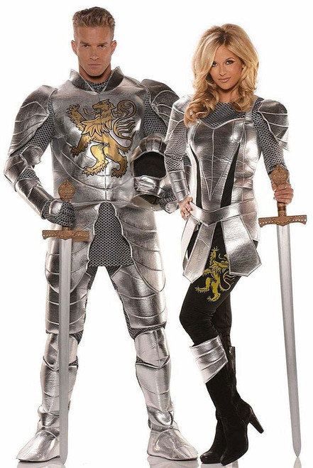 Shining Knight Couple Costume