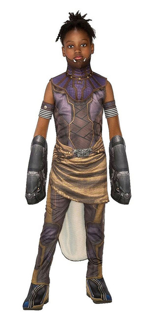 Black Panther Shuri Girls Costume