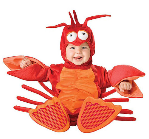 Lil' Lobster Premier Collection Costume