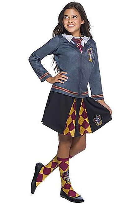 Gryffindor Skirt Child Harry Potter