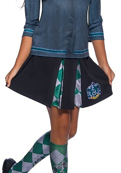 Slytherin Skirt Child Harry Potter
