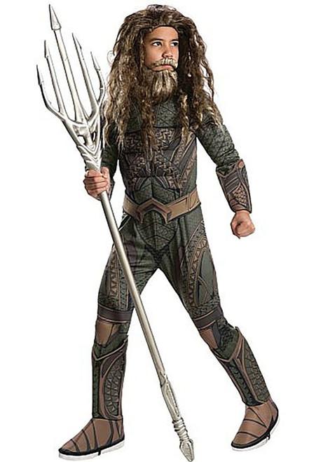 Aquaman Justicce League Child Costume