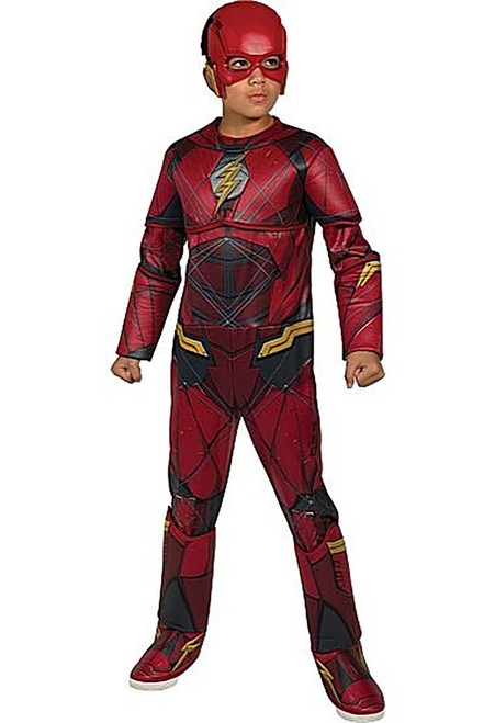 The Flash Justice League Child Costume