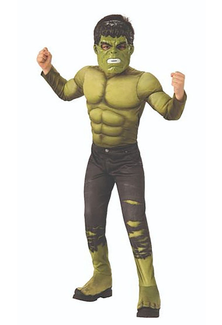 The Hulk Infinity War Deluxe Child Costume
