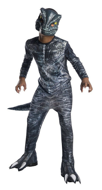 Jurassic World Velociraptor Blue Child Costume