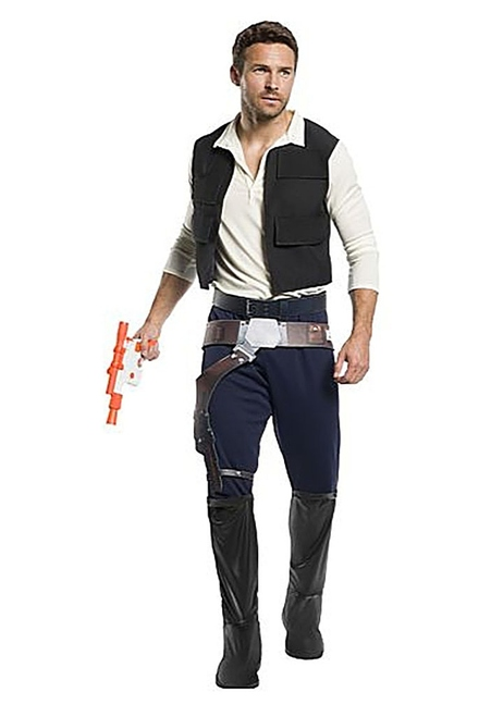 Han Solo Star Wars Adult Costume