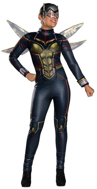 The Wasp Deluxe Woman Costume