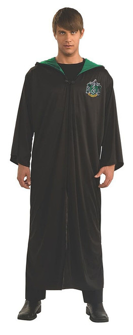 Slytherin Adult Robe Harry Potter