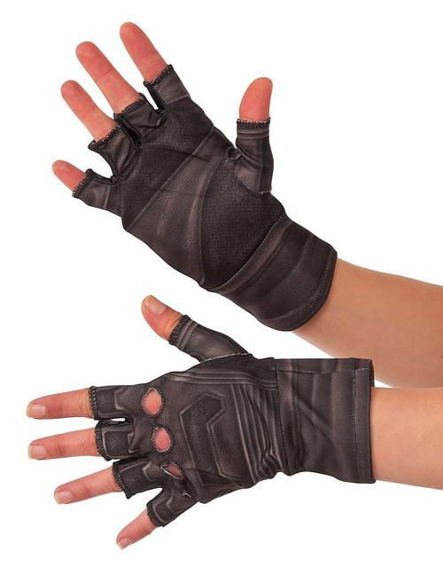 Captain America Boy Gloves