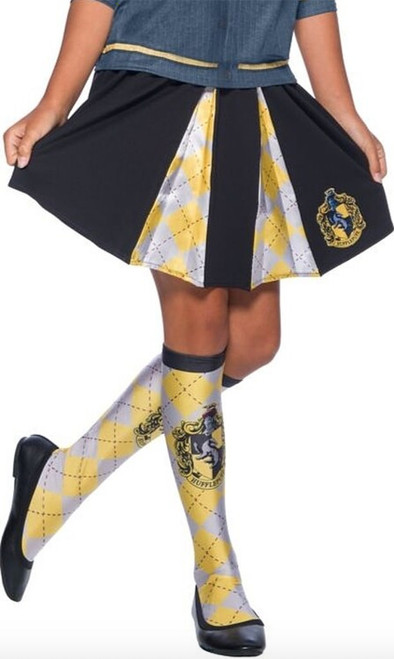 Hufflepuff Skirt Harry Potter Z