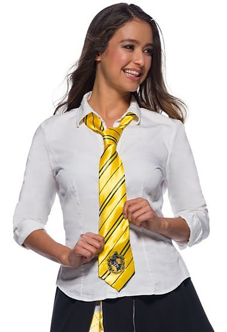 Hufflepuff Tie Harry Potter